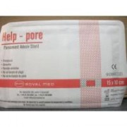 Pansament adeziv steril 10x15 cm 1buc HELP