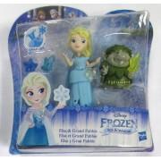 Hasbro Frozen Small Doll Elsa E Pabbie Disney - Bambole Accessori