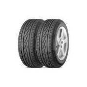 Kit 2 Pneu Continental Aro 16 205/55r16 91w Premium Contact Run Flat