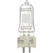General Electric GY9.5 240V 500W T18 T25 GCV 88465 lamp
