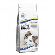 2x10kg Bozita Feline Grain Free Single Protein com frango ração