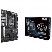 Matična ploča Asus WS X299 PRO/SE LGA2066 ATX Baza Intel® 2066 Faktor oblika ATX Set čipova matične ploče Intel® X299