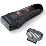 Електрическа самобръсначка Beurer HR 7000, 3 бръснещи глави, LED дисплей, тример за детайли, 58007_BEU