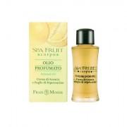 Frais Monde Spa Fruit Orange And Chilli Leaves olio profumato 10 ml donna