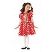 Costum carnaval Minnie Rosu S