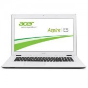 Лаптоп ACER E5-722-41YM, AMD A4-7210, 4GB, 1TB, 17.3 инча, Бял