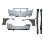 Kit M5 / Pack M5 BMW (c/ Guarda Lamas) - Serie 5 F10