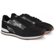 Puma ST Runner v2 Camo Sneakers For Men(Black)