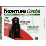 Merial Italia Frontline Combo spot on Cani oltre i 40kg (3 pipette)