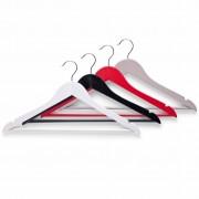 1 Houten kledinghangers (3 stuks)