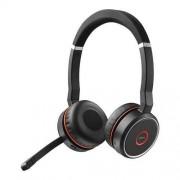 Casti Evolve 75 UC, Bluetooth, Black
