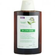 Klorane Quinine champú revitalizador para cabello débil 200 ml