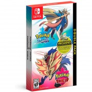 Pokemon Sword & Pokemon Shield Pack Doble (Nintendo Switch)