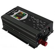 Invertor auto CPU Control port USB si Display Digital 12V 1000W