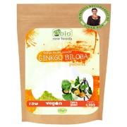 Ginkgo biloba pudra raw bio 125g