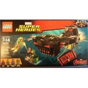 76048 Iron Skull Sub Attack