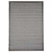Floorita tapis intérieur/extérieur Chrome - gris - 200x290 cm - Leen Bakker