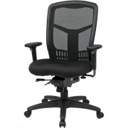 Pro-line II - ProGrid Series 5-Pointed Star Manager's Chair - Black