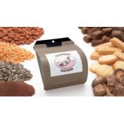 Capcană adezivă profesională cu adeziv Gachon pentru molii de depozit (molii la fructe uscate, molia iederii, molia cerealelor, molii de tutun)