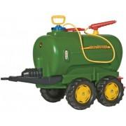 Rolly Toys Rolly Tanker John Deere med pump - Rolly Toys 122752
