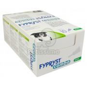 Fypryst Combo soluție spot on pentru câini cu talie medie 10 x 1,34 ml