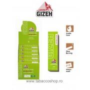 Foite tigari Gizeh Super Fine Extra Slim Cut Corners 100