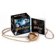Running Press Harry Potter Time-Turner and Sticker Kit