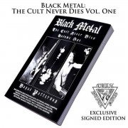 kniha Black Metal: The Cult Never Dies Volume One (signed) - CULT002