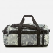 The North Face Medium Base Camp Duffel Bag - TNF White Macrofleck Camo Print