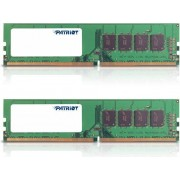 Memorija Patriot Signature 8 GB Kit (2x4 GB) DDR4 2400 MHz, PSD48G2400K
