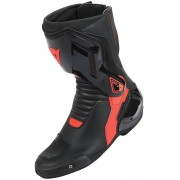 Dainese Nexus Motorcycle Boots Black Red 44