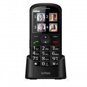 myPhone HALO 2 mobiltelefon időseknek fekete