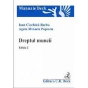 Dreptul muncii Ed.2 - Ioan Ciochina-Barbu Agata Mihaela Popescu