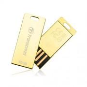 USB kľúč 16GB Transcend JetFlash T3G, Golden