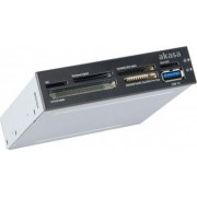 Card Reader Akasa AK-ICR-14 USB3.0 6 Sloturi