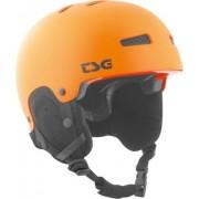 TSG Gravity Youth Satin Skidhjälm (Orange)