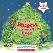 The Biggest Christmas Tree Ever, Paperback/Steven Kroll
