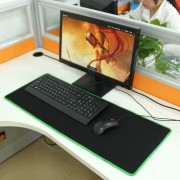 Waterproof Slim Anti-Slip Soft Rubber Smooth Cloth Surface Game Mouse Pad Mat Size: 775 x 300 x 4 mm