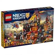 LEGO Nexo Knights 70323 Jestro's Volcano Lair Building Kit (1186 Piece)