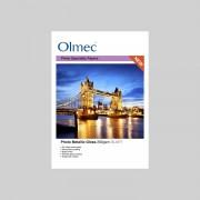 """OLM71 HARTIE FOTO METALIC LUCIOS OLMEC 260g/50 COLI 24"""""""