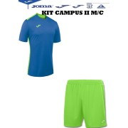 Completo Calcio Joma - Kit Campus II M/C