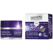 Crema de noapte 5 in 1 Re Energizing Sleeping Cream LAVERA