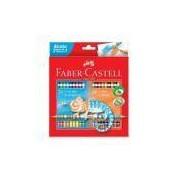 Lápis de Cor Bicolor 24 Lápis 48 Cores Faber Castell