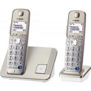 Panasonic KX-TGE212NLN - Duo DECT telefoon - Wit