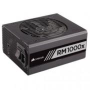 Захранване Corsair RMx Series RM1000x, 1000W, Active PFC, 80 Plus Gold, изцяло модулно, 135mm вентилатор