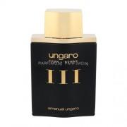 Emanuel Ungaro Ungaro Pour L´Homme III Gold & Bold 100ml Eau de Toilette за Мъже Лимитирано издание