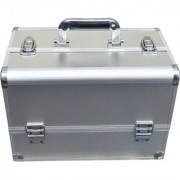 Pride Desire to store cosmetics Vanity Box (Silver)