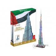 Puzzle 3D Burj Khalifa