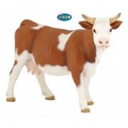 Vaca Simmental - Figurina Papo