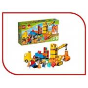 Lego Конструктор Lego Duplo Большая стройплощадка 10813
